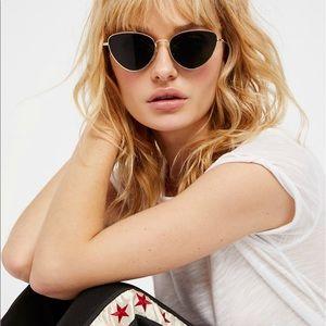 FP cat eye sunglasses